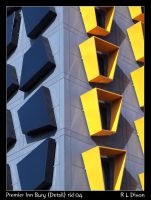 Premier Inn Bury(Detail) rld 04 by richardldixon
