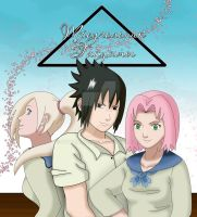 Cover Triangle of Gakuyama Rus by NaTalyshka
