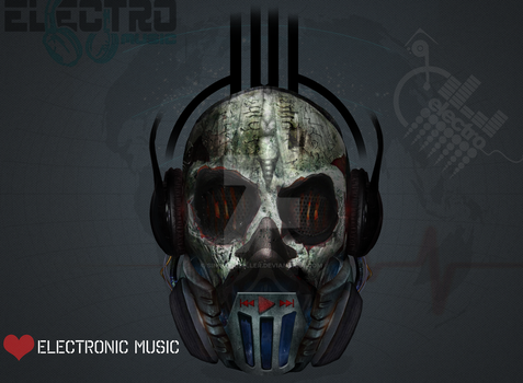 Electronic Music by Sinister-Killer