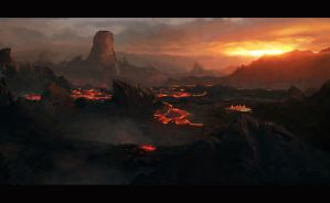 After the cataclysm. by Streltsoff