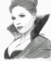 The Evil Queen by SamuelDesigns