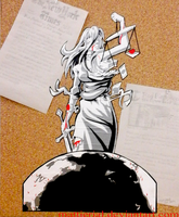 Crimes Against Justice by Mattierial