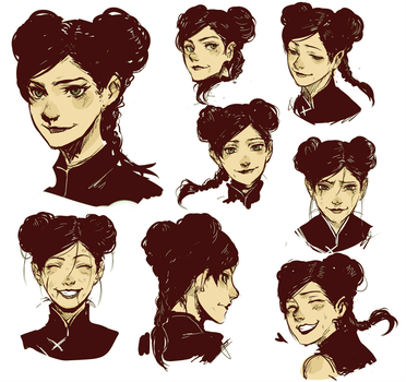 Tenten - Headshots for the soul by BayneezOne