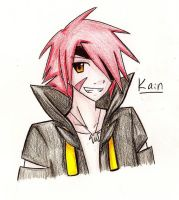 Kain - Happy Birthday Kuro 09 by oofuchibioo