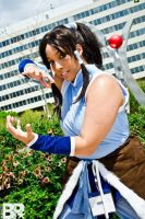 Avatar Korra by LovelessXSpirit