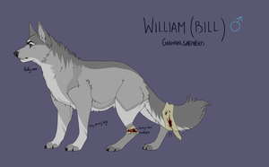 Bill reference by americaneagIe