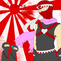 The Love Ninja by tenshiketsueki1000