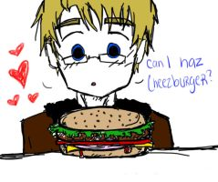 ...Cheeseburger? by justkidding-ily