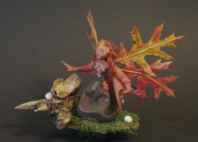 Reedfrost the Autumn faerie 9 by Boggleboy