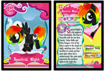 Trading Card: Spectral Night by DragonGirl983