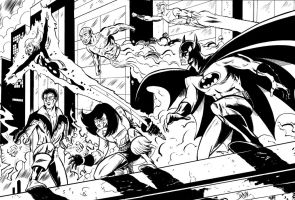 Batman and the Outsiders by dannphillips