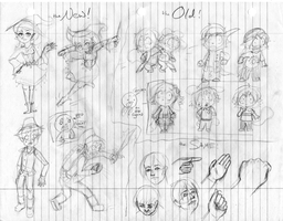 Sketches pg 39 4-1-10 by accasperberry3