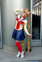 Sailor Moon by bear213