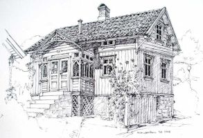 Patriks house by MattiasA