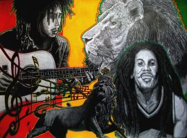 Bob Marley Tribute ......... by RealityBitez