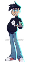 ghost sweater 2016 redraw by TheUltimateEnemy