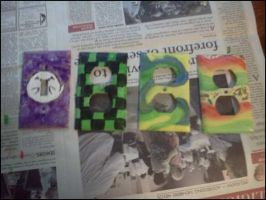 Light Switch/Outlet Covers by strangmusicobsession