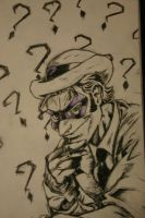 The riddler by CapnPatches