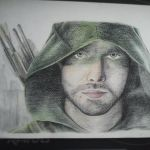 Arrow Fanart by Meellowstar