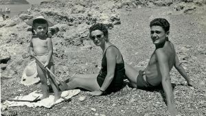 My family - Summer 1957 by EugeneTheCounter