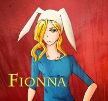 Fionna- Adventure Time by WaWaZePanda