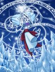 Spell of Ice by wavily
