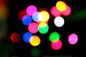 Party Bokeh by MinhMonsterful