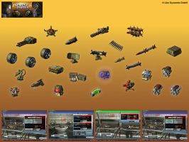 Nemesis special items and shop by hauke3000