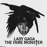 Lady GaGa - The Fame Monster by other-covers