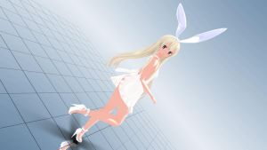 MMD Shimakaze Maid DL by Spartan-743
