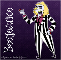 Beetlejuice by Eilyn-Chan