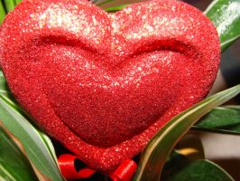 Heart Sparkle by RosalineStock
