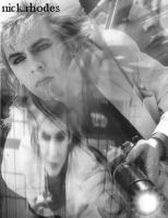 Nick Rhodes by winter-fires