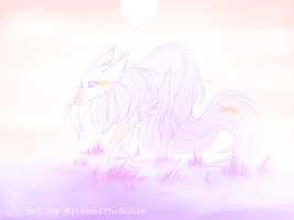 In a misty dream by MittensTheNoble