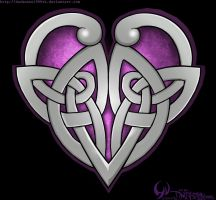 Celtic Heart by Darkness1999th