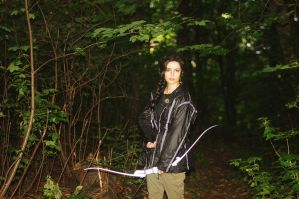 Katniss Everdeen by StarbitCosplay