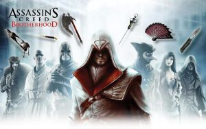 Assassin's Creed: Brotherhood by Murcuseo
