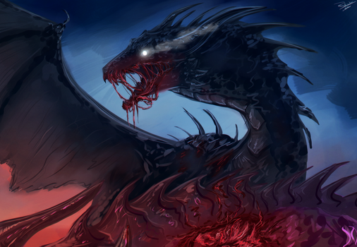[C] Bloody Demise by Rufinator