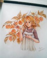 Physalis by Mikoele