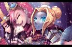 [LOL] Orianna by beanbean1988