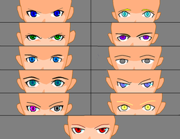Face base 1 by ampforyou