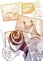 The comic page from nowhere by PsychedelicMind