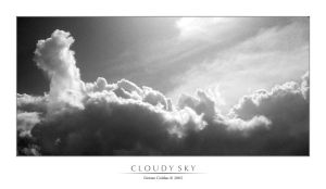 Cloudy Sky - 2 by denise-g