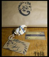 Packaging Muskrat Skull by Shamans-Yoik