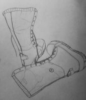 Boots by InkOut