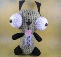 Amigurumi GIR II by AmiTownCreatures
