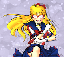 Sailor V by ice-cream-skies