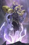Ascension of the Viper King by LarizSantos