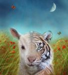The tiger and The Lamb by paras2e