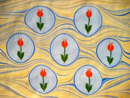 7 tulips are better than six by englishebru